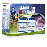 Vitakruid Multi dag & nacht 2 x 90 tabletten