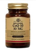 Solgar Co-Enzyme Q-10 30 mg vegetable capsules