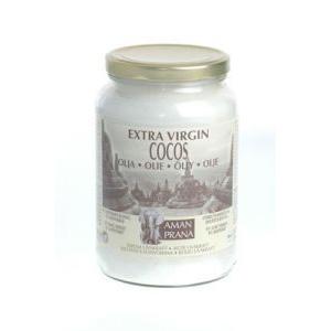 Aman Prana Kokos Olie, bio Extra Virgin