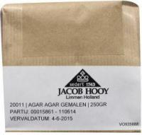 Jacob Hooy Agar agar