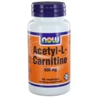 NOW Acetyl L Carnitine 500 MG