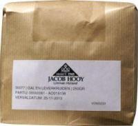 Jacob Hooy Gal en leverkruiden