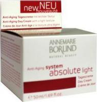 Annemarie Borlind System absolute nacht creme light