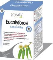 Physalis Eucalyforce keelpastille