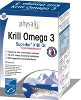 Physalis Krill omega 3