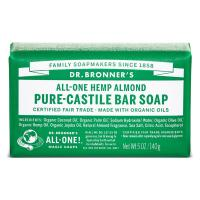 DR Bronners Barsoap amandel