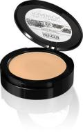 Lavera Compact foundation 2 in 1 honey 03