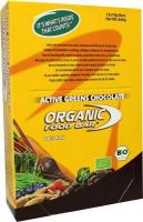 Active Greens Bar active greens chocolade 68 gram
