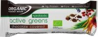 Bar active greens covered probiotica