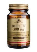 Solgar Biotin 300 Ug tablets
