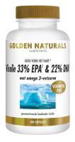 Golden Naturals Visolie 33% EPA 22% DHA