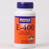 NOW Vitamine E-400 Mixed Tocopherol