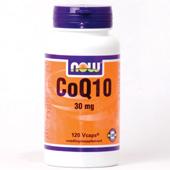 NOW CoQ10 30 mg