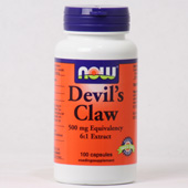 NOW Devil's claw 500 mg