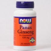 NOW Panax ginseng