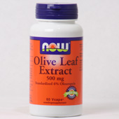 NOW Olive leaf extract 500 mg