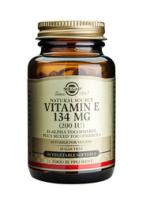 Solgar Vitamin E 134 mg (200 IU) Complex softgels