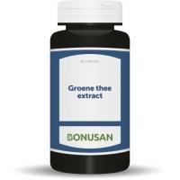 Bonusan Groene thee extract