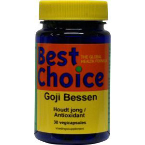 Best Choice Goji Berry Extract 500mg