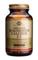 Solgar Magnesium Calcium 2:1 tablets