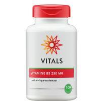 Vitals Vitamine B5 Pantotheenzuur 250 mg