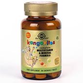 Solgar Kangavites multi vitaminen kauwtabletten