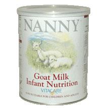 Nanny Care NANNYcare Geitenmelk dieetvoeding voor zuigelingen