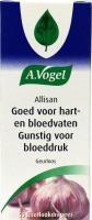 Vogel Allisan knoflookdragees
