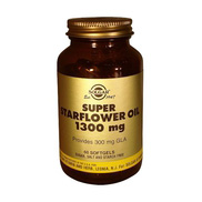 Solgar Super Starflower Oil 1300 mg (300 mg GLA)