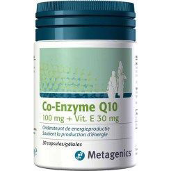 Metagenics Co-Enzyme Q10 (100 mg)