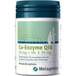 Metagenics Co-Enzyme Q10 (30mg)