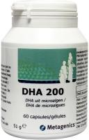Metagenics DHA 200 mg.