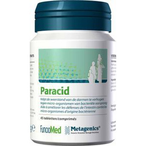 Metagenics Paracid