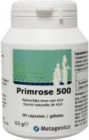 Metagenics Primrose 500 mg.