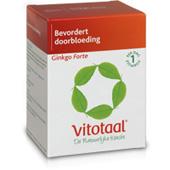 Vitotaal Ginkgo Forte