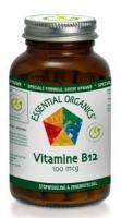 Essential Organics Vitamine B12 100 mcg