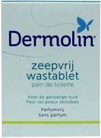 Dermolin Zeepvrij Wastablet
