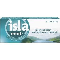 Isla Moos Isla-Mint