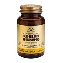 Solgar Ginseng (Korean) vegetable capsules