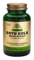 Solgar Gotu Kola (Aziatische waternavel) vegetable capsules