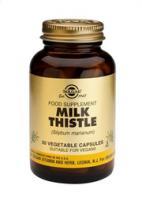 Solgar Milk Thistle (Mariadistel) vegetable capsules