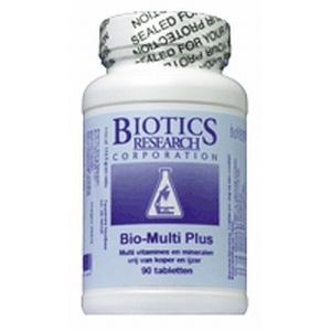 Biotics Bio multi plus IJzer en Koper vrij
