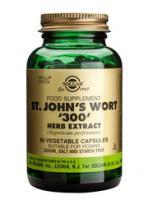 Solgar St. John`s Wort Herb 300 mg.