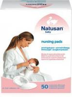 Natusan First Touch zoogcompressen