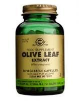 Solgar Olive Leaf (Olijfblad) Extract vegetable capsules