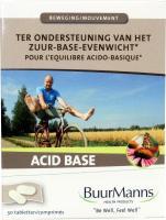 Buurmanns Acid Base