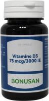 Bonusan Vitamine D3 75 mcg 3000IE