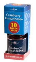 Lucovitaal Cranberry D-mannose +