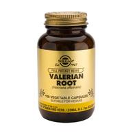 Solgar Valerian Root  (Valeriaan)