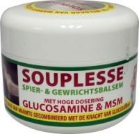 Souplesse Spier- & Gewrichtsbalsem met hoge dosering glucosamine & MSM